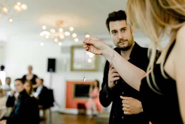 Zauberer München Hochzeit Unterhaltung