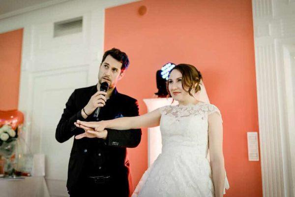 Mentalist München Hochzeit Unterhaltung