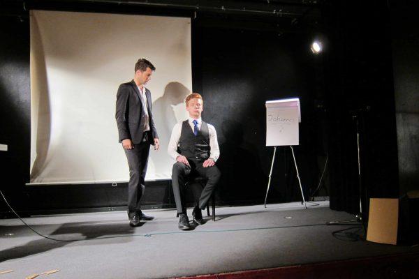 Mentalist und Zauberer München - Show Hypnose