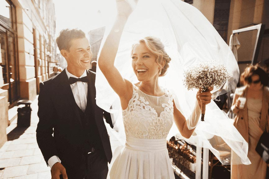 Ein faszinierender Showact für Ihre Hochzeit
